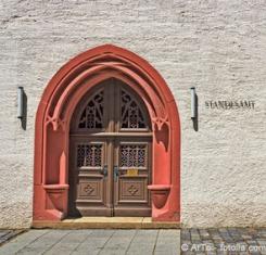 Dünnebierhaus Eingang